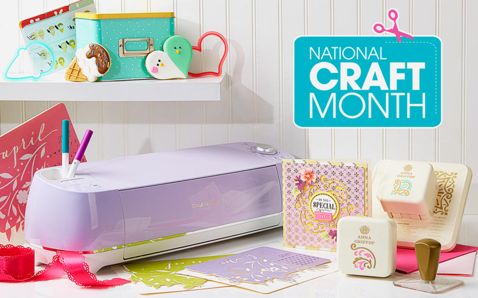 CELEBRATE NATIONAL CRAFT MONTH