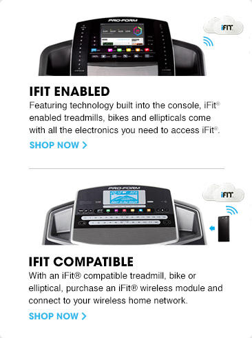Proform Treadmills Home Treadmills With Ifit Cards