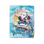 """Looking for Wonderland"" Ultra Soft Oversized Throw"