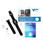 Apple 38mm Retina Display Sports Watch Bundle