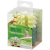 Clover Stack 'n Store Bobbin Tower with Nancy Zieman