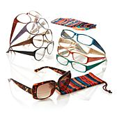 Joy Mangano SHADES Readers 18pc Set with Bifocals