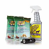 Urine Off Multi-Pet Stain and Odor Remover Kit