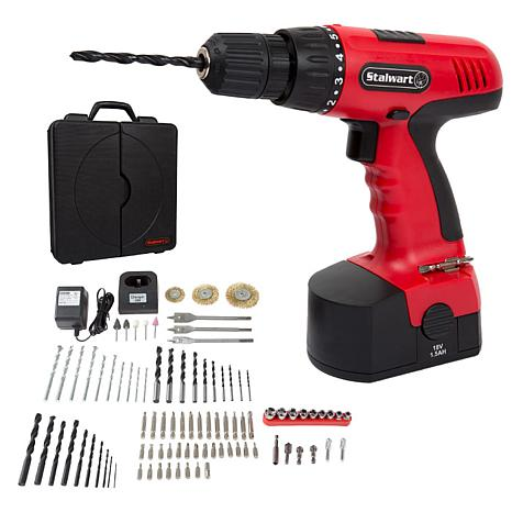... Décor Tools Power Tools 18-Volt Cordless Drill Set - 89-pieces