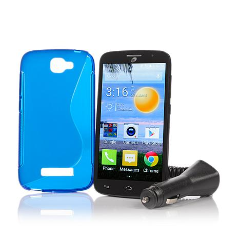 alcatel onetouch pop icon 5 no contract android smartphone with 1200