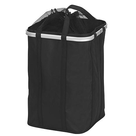 Collapsible and crushable hamper 7182630 hsn - Collapsible clothes hamper ...
