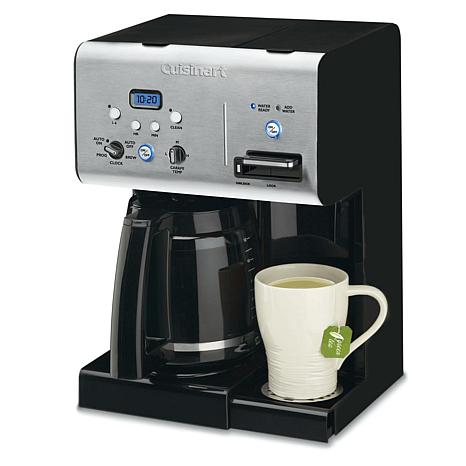 Cuisinart 12-Cup Programmable Coffeemaker with Hot Water System - 7210427 HSN