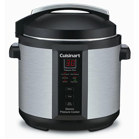 Cuisinart 6qt Electric Pressure Cooker