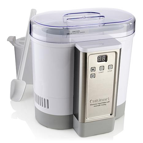 yogurt machine recipe