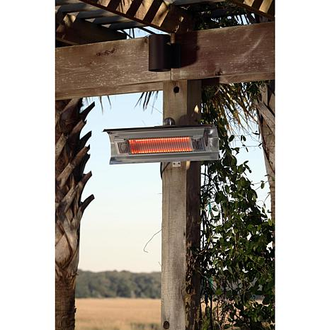 Well Traveled Living Stainless Steel Wall Mounted Infrared