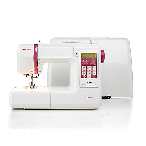 Janome DC5100 Computerized Sewing Machine with