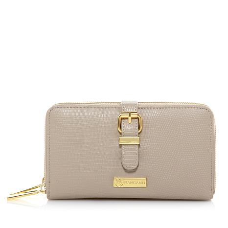JOY Luxe Leather Lizard-Embossed City Collection with RFID - 8510579 ... 514dba83a7