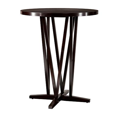 Kington Bar Table Dark Espresso 7303536 Hsn