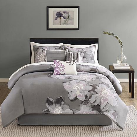 Madison Park Serena Comforter Set Queen 7903325 Hsn