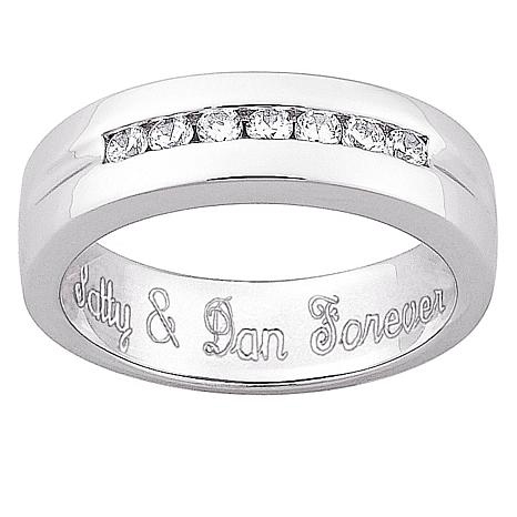 Mens Wedding Rings Mens Wedding Bands Engraved