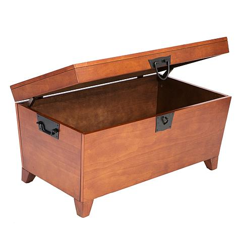 Trunk Cocktail Table 6408421 Hsn