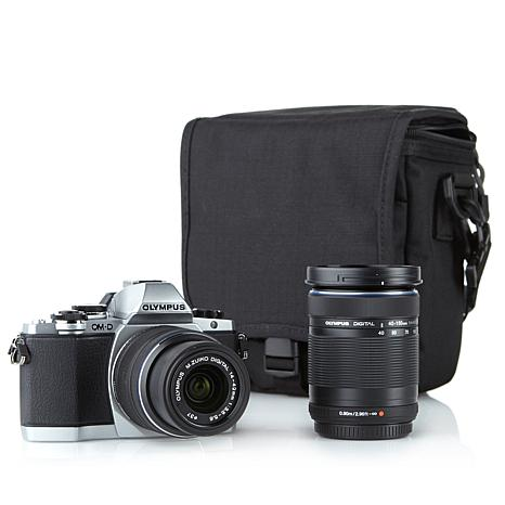 Olympus E-M10 16MP Wi-Fi Full HD