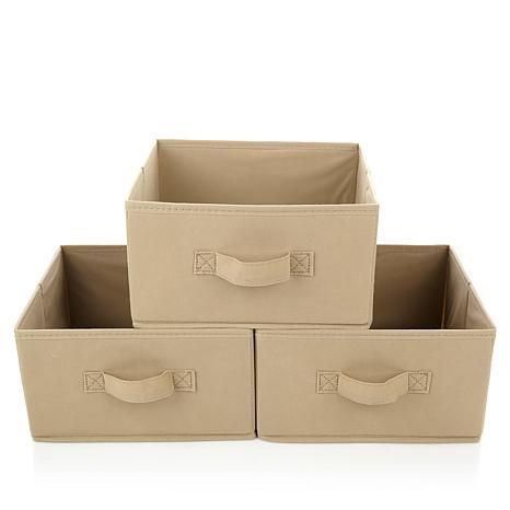 origami everything organizer drawer 3pack 8299426 hsn