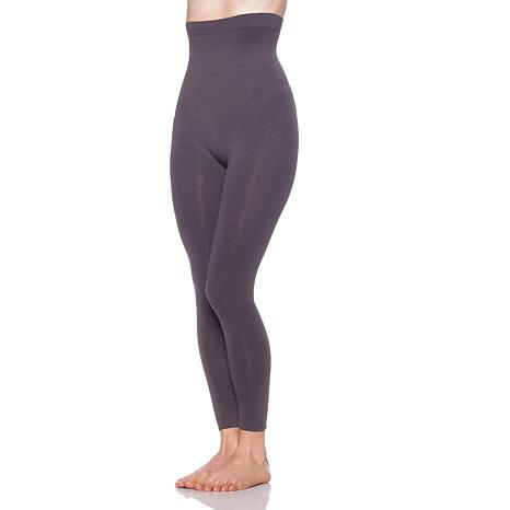 "Rhonda Shear ""Smooth Tootsie"" Seamless Shaping Leggings"