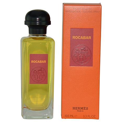 rocabar by hermes eau de toilette spray for 3 3 oz 7680471 hsn
