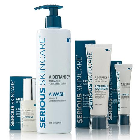 Serious Skincare New Beginnings Age-Defy Kit - AutoShip