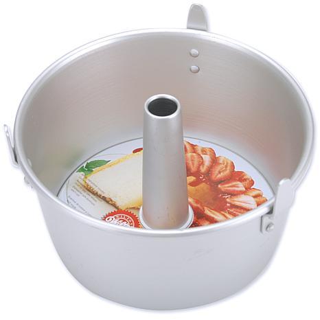 Mini Angel Food 2 Part Bakeware Pan 6394429 Hsn