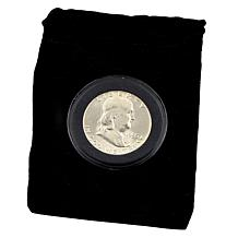 1955 P-Mint Uncirculated Silver Franklin Half Dollar