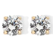 .50ct Absolute™ 14K Round 4-Prong Stud Earrings