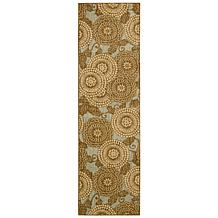 Andrea Stark Home Collection Chrysanthemum Rug - 5 x 8
