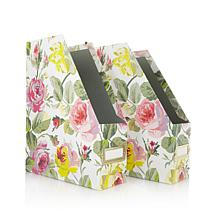 Anna Griffin® Craft Room Magazine Holders 2-pack
