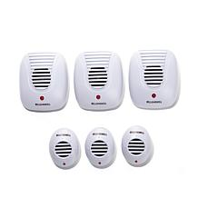 Bell + Howell 6pc Ultrasonic Pest Repeller Combo Pack