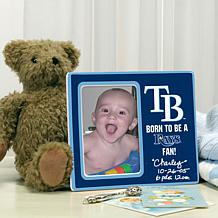 Born to be a Tampa Bay Rays Fan Photo Frame