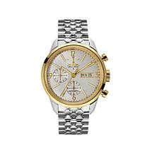 Bulova Swiss 2-tn Chronograph