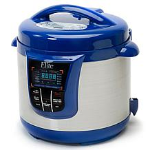 Elite 13-Function 8qt Electronic Pressure Cooker