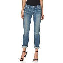 G by Giuliana Luxe Stretch Denim Boyfriend Jean