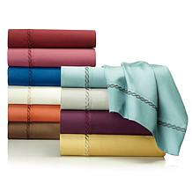 Highgate Manor Embroidered 400TC Egyptian Cotton Sheets
