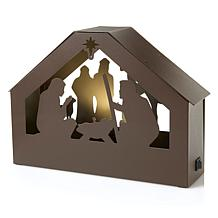 Improvements Nativity Scene Shadow Box