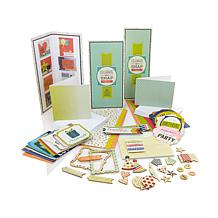 "Inspired Inc. ""Celebrate in a Snap"" Cardmaking Kit"