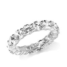 "Joan Boyce ""Spring Into Fabulous"" CZ Eternity Ring"