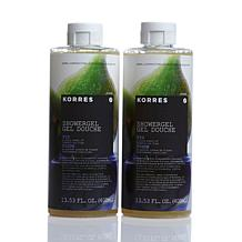 Korres Fig Shower Gel Duo