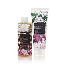Korres Jasmine Body Butter & Shower Gel Duo