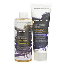 Korres Mulberry Vanilla Body Essentials Duo
