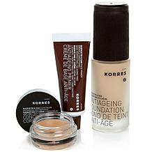 Korres Quercetin & Oak Flawless Face Kit - Light