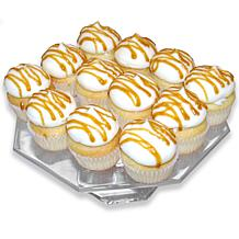 Main Street 12-Count Pumpkin Cheesecake Cupcakes
