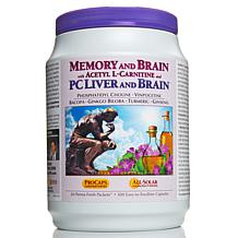 Memory & Brain w/ALC & PC Liver & Brain - 60 Packets AS