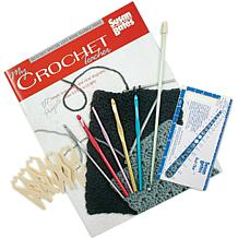 My Crochet Teacher Kit by Susan Bates