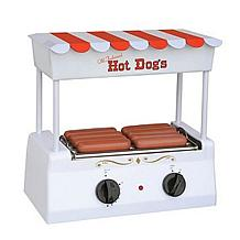 Old fashioned Hot Dog Roller Grill