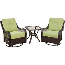 Orleans 3-piece Outdoor Furniture Collection