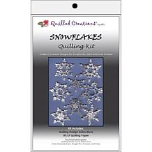 Quilled Creations Quilling Kits - Snowflakes