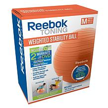 Reebok Stability Ball Kit with DVD